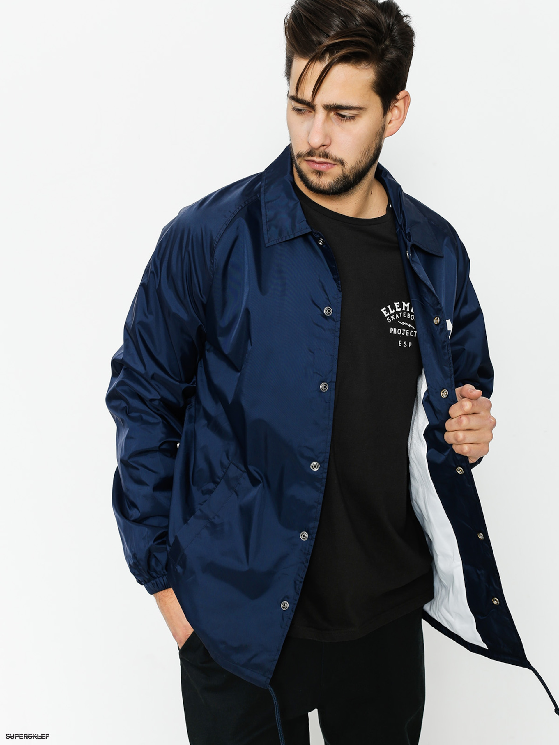 Kurtka Primitive Dirty Windbreaker