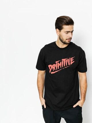 T-shirt Primitive Slasher (black)