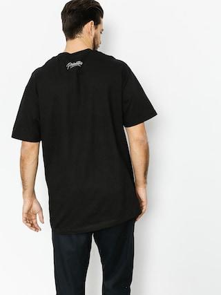 T-shirt Primitive Pablo Script (black)