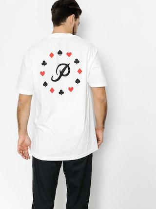 T-shirt Primitive Ace (white)
