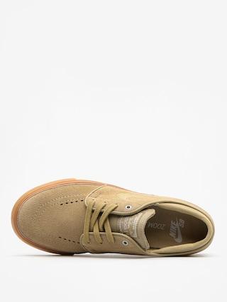 Buty Nike SB Air Zoom Stefan Janoski Wmn (neutral olive/neutral olive)