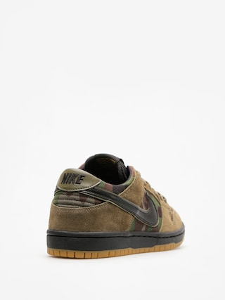 Buty Nike SB Zoom Dunk Low Pro (medium olive/black gum light brown)