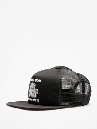 Czapka z daszkiem adidas Tradtrucker (black)