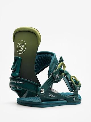 Wiązania snowboardowe Union Milan Wmn (olive)