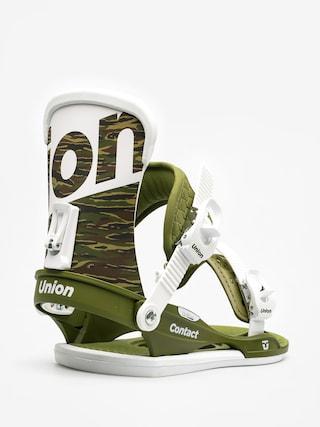 Wiązania snowboardowe Union Contact (camo)