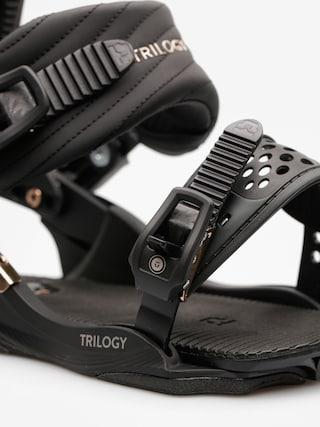 Wiązania snowboardowe Union Trilogy Wmn (black)