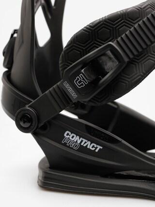 Wiązania snowboardowe Union Contact Pro (black)