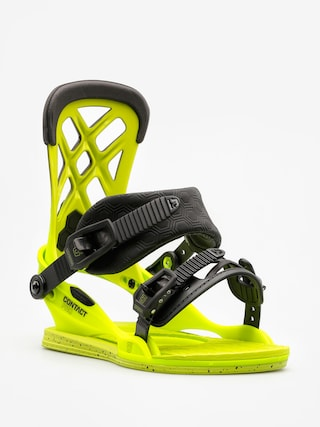 Wiązania snowboardowe Union Contact Pro (volt yellow)