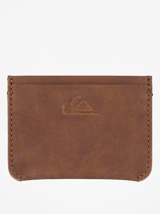 Portfel Quiksilver Card Holds (tan leather)