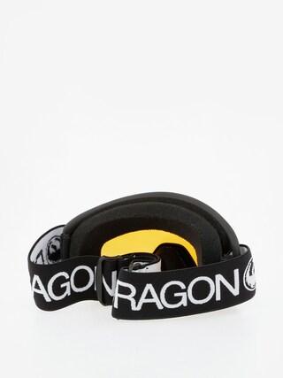 Gogle Dragon Lil D (black/lumalens amber)