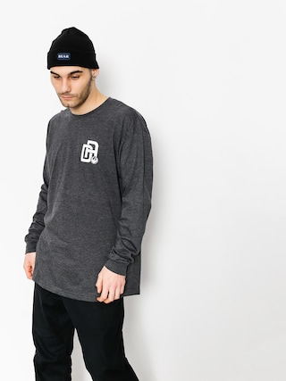 Longsleeve Dragon Closer (charcoal heather)