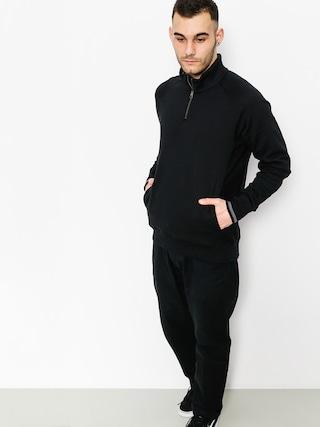 Longsleeve Nike SB Top Evrt Mock Hz (black/dark grey/dark grey)
