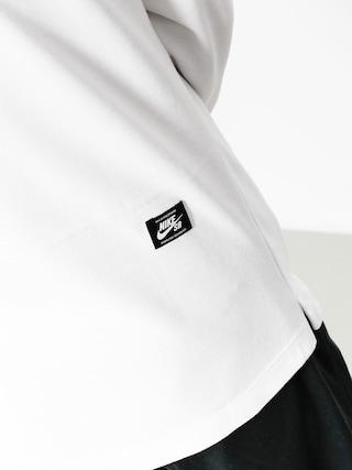 Longsleeve Nike SB Dry Top Rugby (white/white)