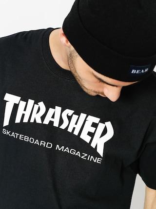 T-shirt Thrasher Skate Mag (black)