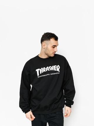 Bluza Thrasher Skate Mag Crew (black)