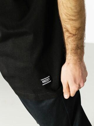 T-shirt Grizzly Griptape Og Bear Logo Basic (black)