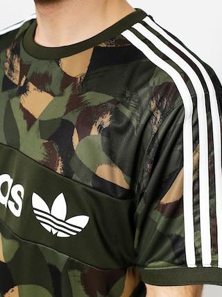 T-shirt adidas Camo Club Jrsy (campri)