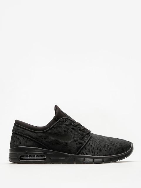 Buty Nike SB Sb Stefan Janoski Max (black/black anthracite)