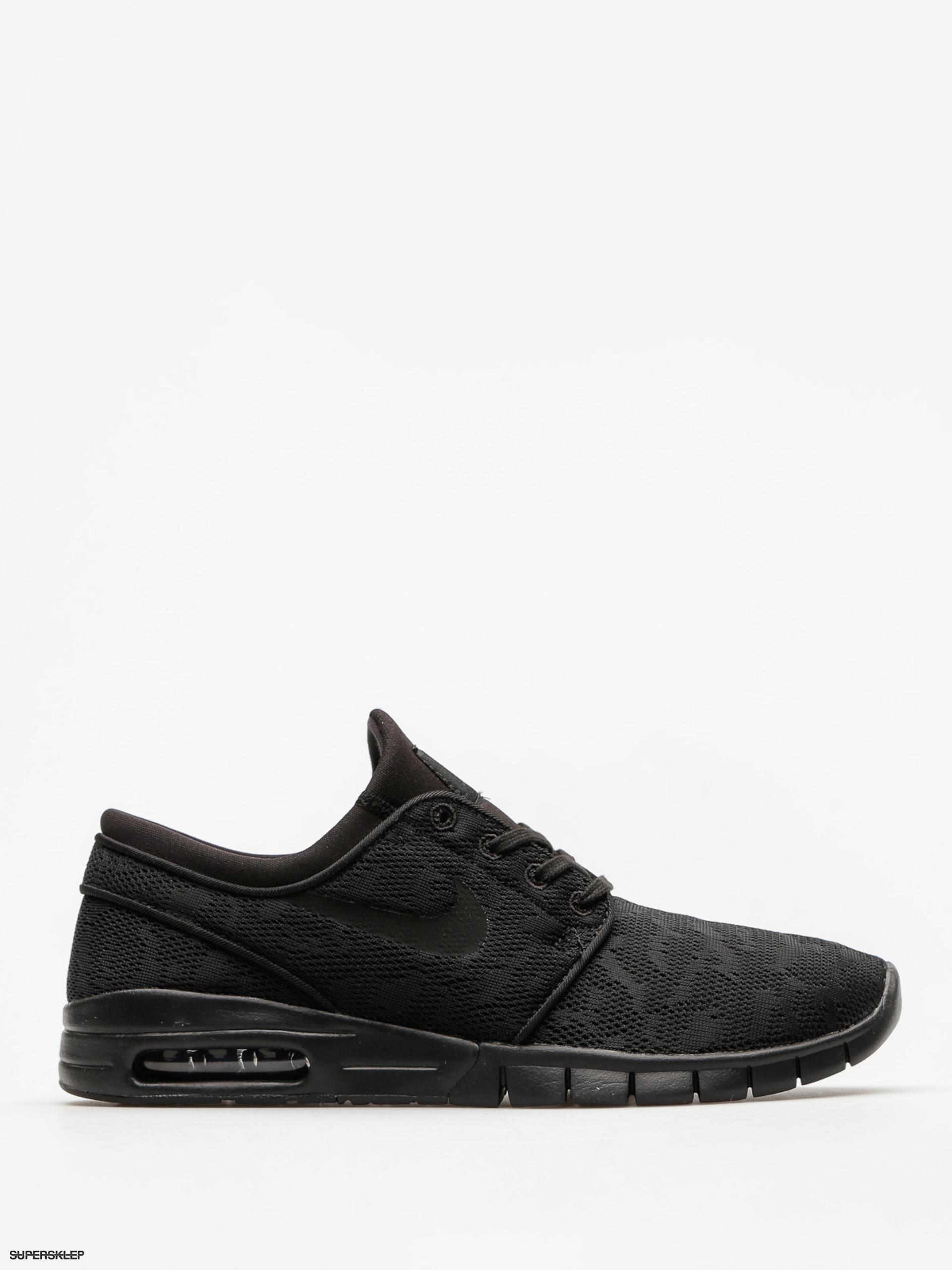 Buty Nike SB Sb Stefan Janoski Max (blackblack anthracite)