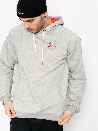 Bluza z kapturem Es Script HD (grey/heather)