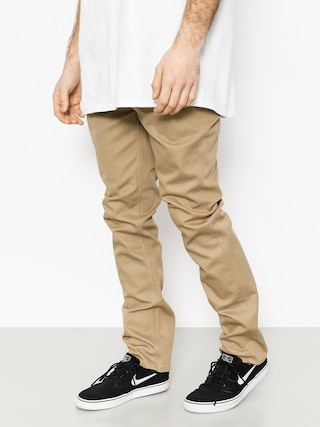 Spodnie Kr3w K Slim 5 Pocket (dark khaki)