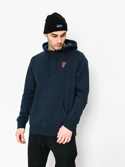 Bluza z kapturem HUF Country Club HD (navy)