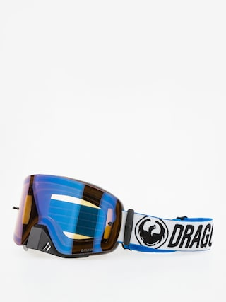 Gogle crossowe Dragon NFXs (factory/lumalens blue/clear)