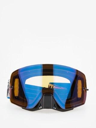 Gogle crossowe Dragon NFXs (factory/lumalens blue/clear)