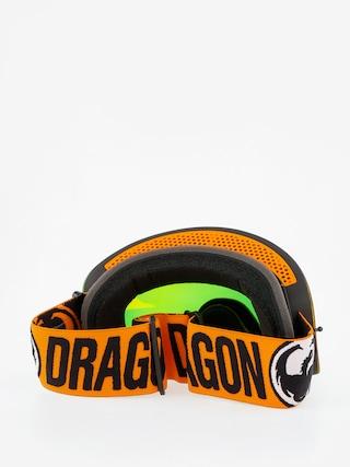 Gogle crossowe Dragon NFX (flash orange/yellow red ion/clear)