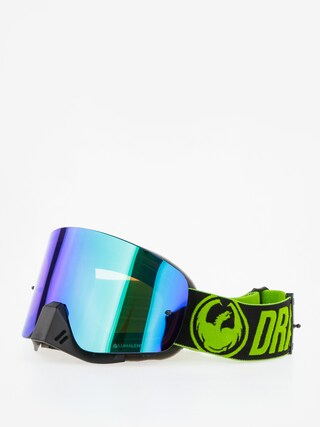 Gogle crossowe Dragon NFX (factory/lumalens green ion/clear)