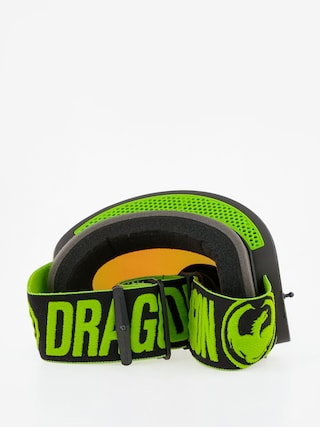 Gogle crossowe Dragon NFX (factory/lumalens green ion/clear)