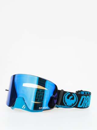 Gogle crossowe Dragon NFXs (merge blue/blue steel clear)