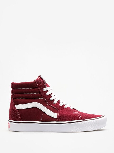 Buty Vans Sk8 Hi Lite (suede/canvas/port/royale/true/white)