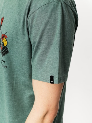 T-shirt Quiksilver Rooster Vibe (trellis heather)