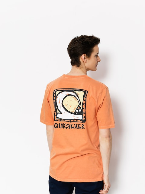 T-shirt Quiksilver Durable Dens Way