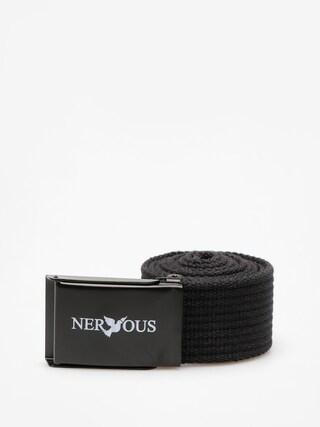Pasek Nervous Classic (black)