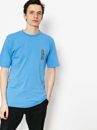 T-shirt Quiksilver Framers Up (silver lake blue)
