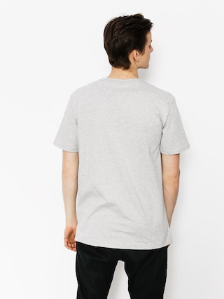 T-shirt Quiksilver Classic Morning Slides (athletic heather)