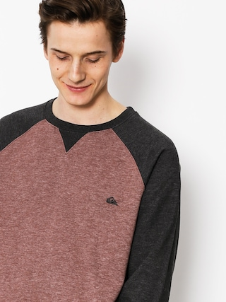 Bluza Quiksilver Evryday (marron heather)