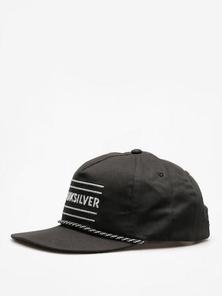 Czapka z daszkiem Quiksilver Fold Snapper ZD (black)