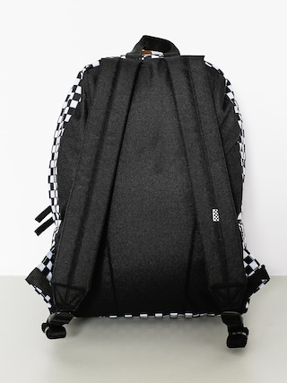 Plecak Vans Realm Wmn (black white/checkerboard)