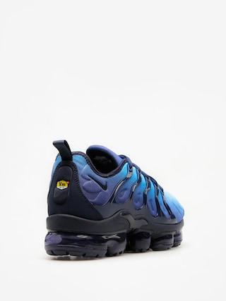 Buty Nike Air Vapormax Plus (obsidian/obsidian photo blue black)