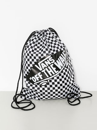 Plecak Vans Benched Bag Wmn (black white/checkerboard)