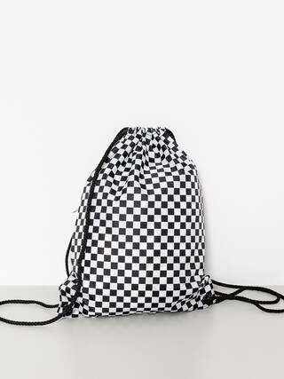 Plecak Vans Benched Bag Wmn (black white/checkerboard)