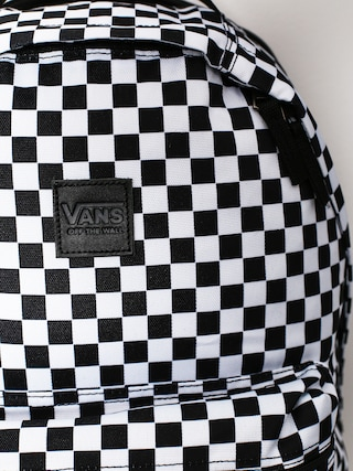 Plecak Vans Tiburon Wmn (black white/checkerboard)