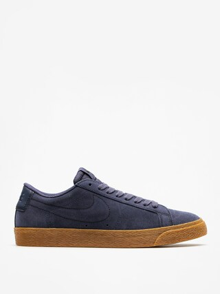 Buty Nike SB Zoom Blazer Low (thunder blue/thunder blue gum med brown)