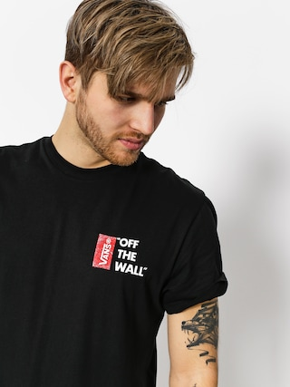 T-shirt Vans Off The Wall III (black)