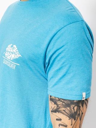 T-shirt Quiksilver Orginal Taro (malibu heather)