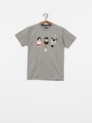 T-Shirt Malita Soccer (heather grey)
