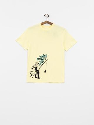 Koszulka Malita Fisherman (pinacolada)